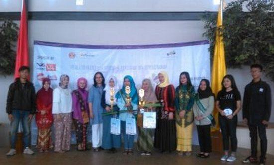 SMA Negeri 1 Sumedang Jawara Pasanggiri Story Telling Carita Rahayat Jawa Barat