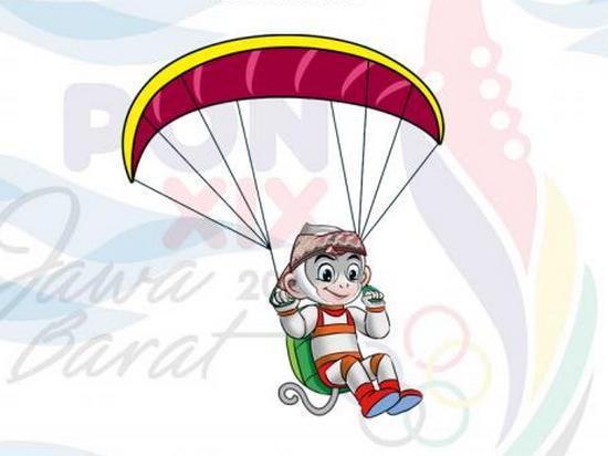 Cabang olahraga Paralayang di PON XIX Jawa Barat